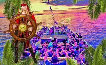 Barco Noche Despedidas en Barco Salou